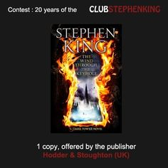 Reminder : @Hodder & Stoughton are giving numerous items in the #StephenKingContest     Enter now >>> http://clubstephenking.com