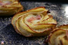 Cestini di patate farciti, cucina con sara