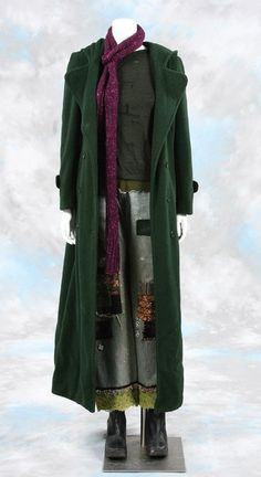 Rogue's costume from the X-Men Movie.  I always wanted that coat...