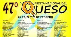 La 47 edición de la Fiesta Nacional del Queso en Tafí del Valle durante este fin de semana ocupó la capacidad hotelera y por ello se ofrecen casas de familia para albergar a los visitantes. Una cartelera muy amplia.
