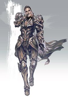 Guild Wars 2 William