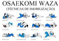 Resultado de imagem para osaekomi waza techniques