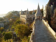 Budapest castles