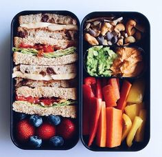 Lunchbox for travel #2! (work lunches bento)