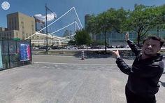 Bjarke Ingels te lleva en un tour 360º por su proyecto VIA 57 West