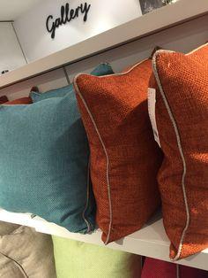 Teal And Grey, Burlap, Dads, Reusable Tote Bags, Throw Pillows, Orange, Living Room, Toss Pillows, Hessian Fabric