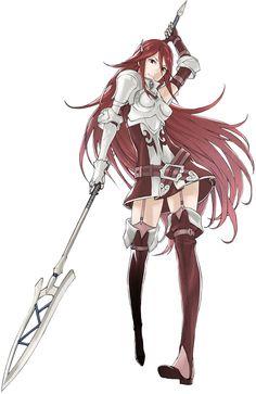 Tiamo  - Fire Emblem Awakening  i wonder why her name is Cordelia in English.