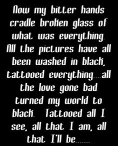 Pearl Jam - Black Song Lyrics, Music, Quotes
