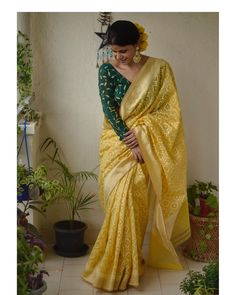 Modern classic mustard pink saree for parties. For order whatsapp us on wedding outfits wedding dress wedding dresses lengha lehnga sabyasachi manish malhotra Cotton Saree Designs, Saree Blouse Neck Designs, Blouse Patterns, Saree Wearing Styles, Saree Styles, Indian Dresses Traditional, Cotton Saree Blouse, Indian Beauty Saree, Indian Sarees
