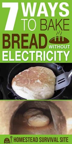 Whether your power is out your oven is broken youre moving off the grid youre going camping or youre in a survival situation being able to bake bread without relying on y. Emergency Preparedness Kit, Emergency Preparation, Emergency Food, Survival Food, Homestead Survival, Camping Survival, Survival Prepping, Survival Skills, Survival Supplies