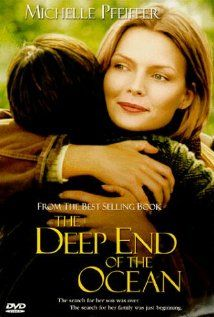 The Deep End of The Ocean is a film about a family's reaction when Ben, the youngest son is kidnapped and then found nine years later, living in the same town, where his family had just moved. (1999)