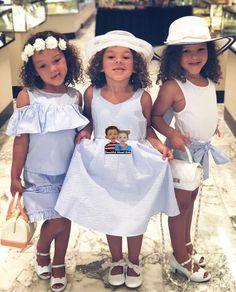 Sadie Chloe Amp Lola 6 Years German Irish Amp Haitian