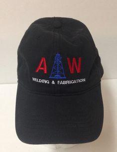 9bdb2be33823d AW Welding  amp  Fabrication Texas Black Baseball Trucker Cap Hat  Adjsutable  Otto  BaseballCap