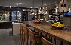 "Grand Hyatt New York: Grand Club lounge ""The Breakfast Bar"""