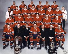 The Montreal Canadiens season was the club's season of play. The Canadiens won their Stanley Cup in club history. On March Jean Beliveau joined Gordie Howe as the only players to have 1000 career points. Team Pictures, Team Photos, Montreal Canadiens, Stanley Cup Finals, Gypsy Wagon, Sports Art, Hockey Players, Ice Hockey, Nhl