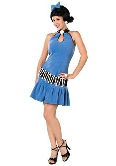 Betty Rubble for Halloween?