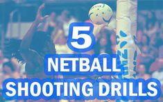 Netball games require the players to have constant training in order to acquire essential shooting techniques. Accuracy and control are very important when it comes to attacking goal.