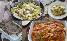 RICETTE VELOCI per il PRANZO della DOMENICA Italian Cooking, Macaroni And Cheese, Menu, Food And Drink, Ethnic Recipes, Dolce, Country, Vegetarian, Menu Board Design