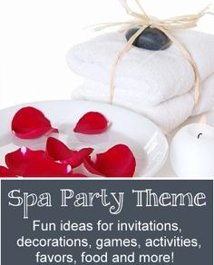 how to plan a diy spa event women s ministry toolbox pinterest