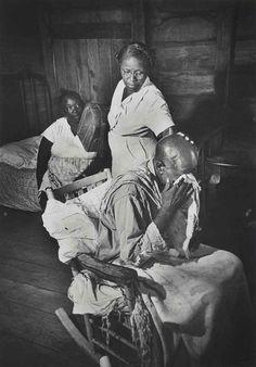 Nurse Midwife, 1952 by W. Eugene Smith