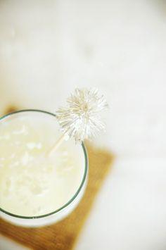 festive drink stirrer