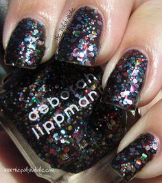 The PolishAholic: Deborah Lippmann Candy Shop & Forget You Swatches!