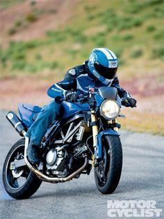 """Suzuki Sv650""""R"""""""