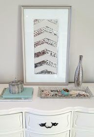LiveLoveDIY: Wall Art: Make Chic Art For CHEAP!