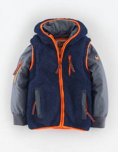 $68Two-in-one Explorer's Jacket 25099 Coats at Boden