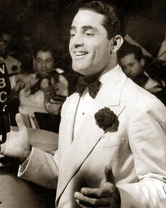 Music that Makes me Think I'm in a Play: Al Bowlly Live singing The Very Thought of You From many song choices I could make, there is a pattern you can definitely follow, for all you who love…