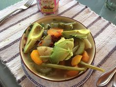 The Mexican Veggie Soup