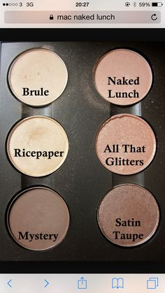 Mac pallette for blue eyes- my next to buy! Mac pallette for blue eyes- my next to buy! Eyeshadow For Blue Eyes, Natural Eyeshadow, Blue Eye Makeup, Mac Eyeshadow Looks, Eyeshadow Palette, Eyeshadow Ideas, Mac Eyeshadow Tutorials, Natural Makeup, Mac Palette