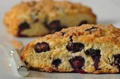 Blueberry Streusel Scones are bursting with sweet and juicy blueberries and have a delicious streusel topping which gives them a delightful crunch. From Joyofbaking.com With Demo Video