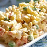 Recept : Bramborový salát přílohový | ReceptyOnLine.cz - kuchařka, recepty a inspirace