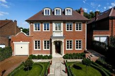 Detached house for sale in Lambourne Avenue, Wimbledon