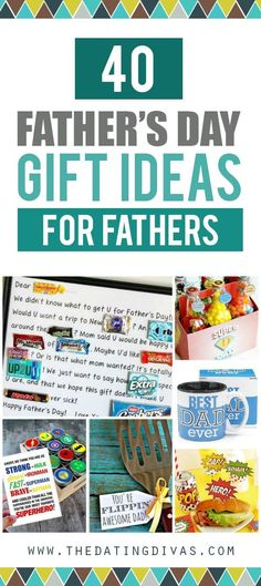 40 Father S Day Gift Ideas For Dad From The Dating Divas Fathersday Giftideas
