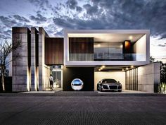 Architecture House Villas Modern Architecture House Villas Design - Fresh Modern Architecture House Villas Design, Architecture Architecture Ultra Modern Home Designs Appealing Modern Exterior House Designs, Modern House Facades, Modern Villa Design, Dream House Exterior, Modern Architecture House, Amazing Architecture, Exterior Design, Modern Houses, Bungalow House Design