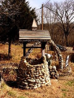 Abraham's Well:  The Trail of Tears