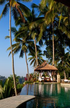 Want to go back to Bali, went there on my honeymoon. Viceroy Bali Resort, Bali, Indonesia.