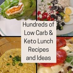 Hundreds of Low Carb Keto Lunch Recipes and Ideas; Ideas for eating out of a cooler, a lunch bag or refrigerator; Side Dish Recipes, Lunch Recipes, Beef Recipes, Real Food Recipes, Recipies, Keto Foods, Keto Meal, Keto Snacks, Healthy Foods