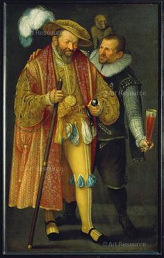 9. The Northern Renaissance: doublet and hose laced together
