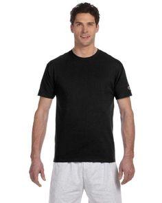 Champion Mens Short-Sleeve T-Shirt -1PK - http://bandshirts.org/product/champion-mens-short-sleeve-t-shirt-1pk/