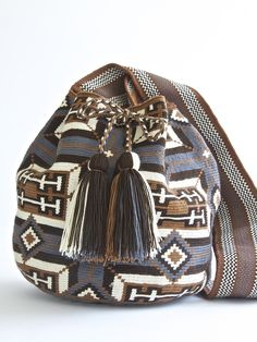 Wayuu Tribe bag
