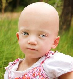 Sierra Rayn was diagnosed with stage IV neuroblastoma cancer at 21 months old, battled it for 11 months, and lost the fight at 2 and a half years old, her mom, who submitted this photo, writes.