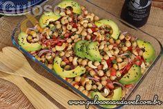 Penso que é impossível não gostar de uma salada prática, refrescante, nutritiva e muito saborosa... Esta Salada de Grão de bico Vegetariana é exatamente ...