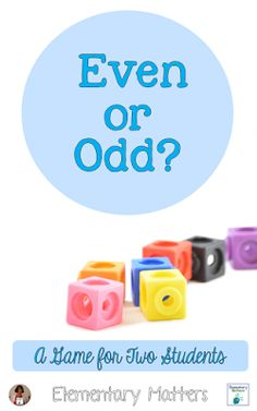 Even or Odd: A Game