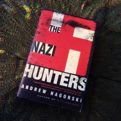 Following on from the excellent 'Hanns and Rudolf' (Thomas Harding) I read earlier in the year I thought I'd go for a similarly huntin the Nazis after the Second World War-type book with 'The Nazi Hunters' by Andrew Nagorski. I also wanted that cover which wasn't that easy to do but I found it of all places in a book shop here in Denmark. There are some other books dealing with the hunt for Nazis after the war most notably one I also read this year about the Israeli hunt for Eichmann…