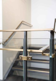Outrigger Stair System Detail