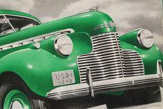 Chevrolet, 1940