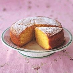 Simple Vanilla Cake Recipe on Yummly. @yummly #recipe